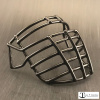 Custom Big Grill Metal Mini Helmet Facemask