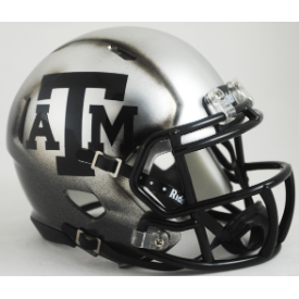Riddell Texas A&M Aggies 2015 IceHydro Revo Speed Mini Helmet