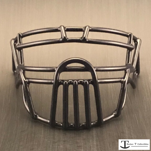 "Custom ROPO-DW ""Vader"" Metal Mini Helmet Facemask"