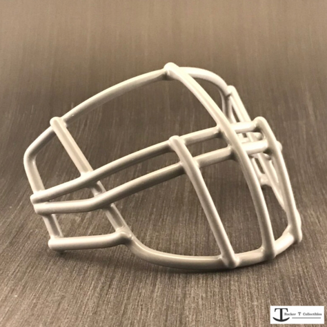 Throwback NOPO-DW Metal Mini Helmet Facemask