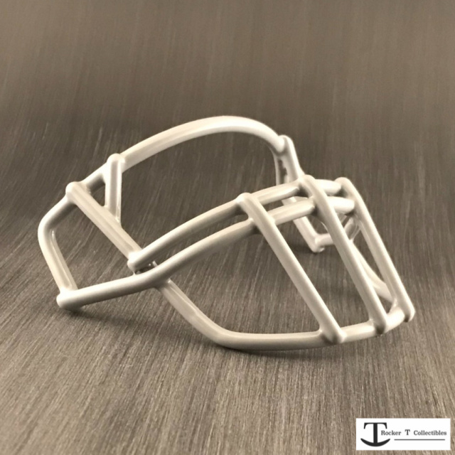 Throwback 70's Era OPO-DW-XL Metal Mini Helmet Facemask