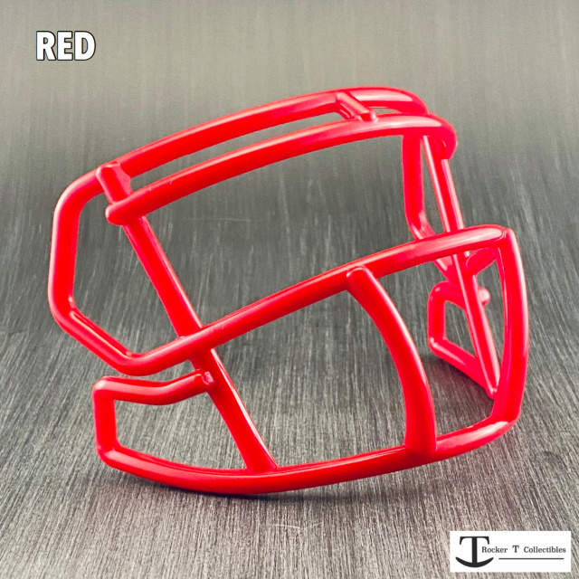 Riddell Speed S2BD Plastic Mini Helmet Facemask(Standard Colors)