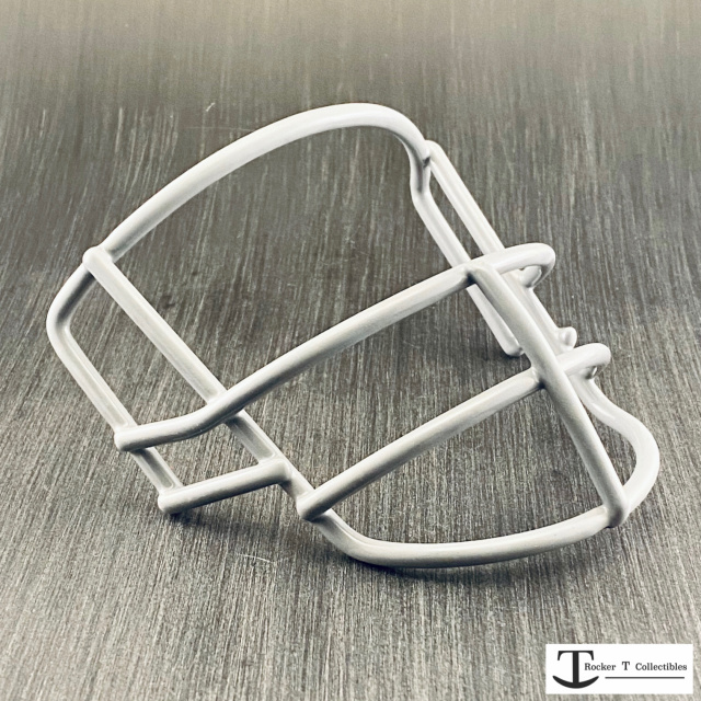Throwback 80's Era JOP-SW Metal Mini Helmet Facemask