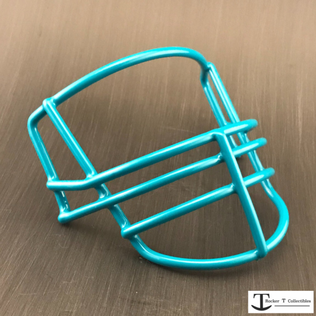 Throwback JOP Metal Mini Helmet Facemask
