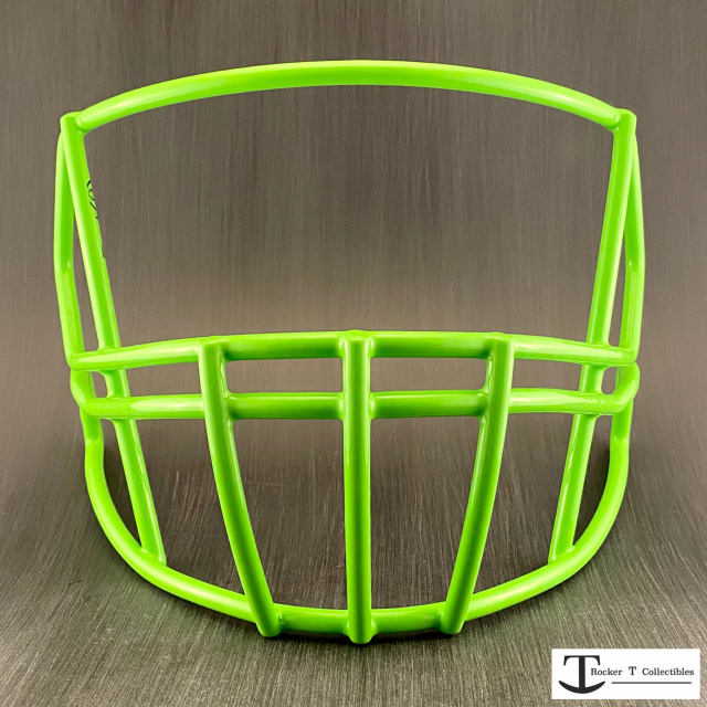 "Riddell Speed ""Russell Wilson"" Custom CU-S2B-II-SP Full Size Facemask"