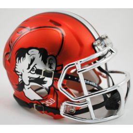 Riddell Oklahoma State Cowboys Pistol Pete Speed Mini Helmet