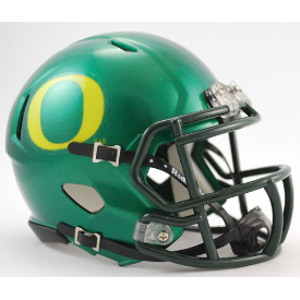 Riddell Oregon Ducks Revo Speed Mini Helmet