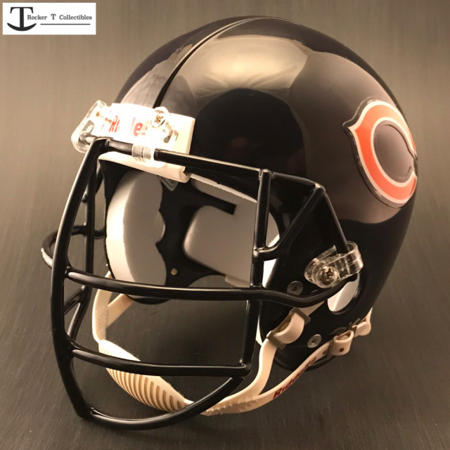 Mike Singletary Chicago Bears Riddell Replica