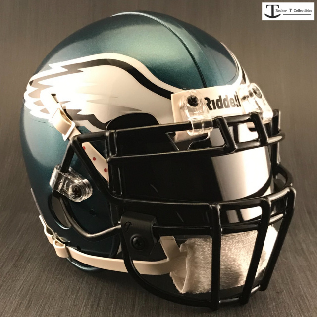 """Weapon X"" Brian Dawkins Philadelphia Eagles"
