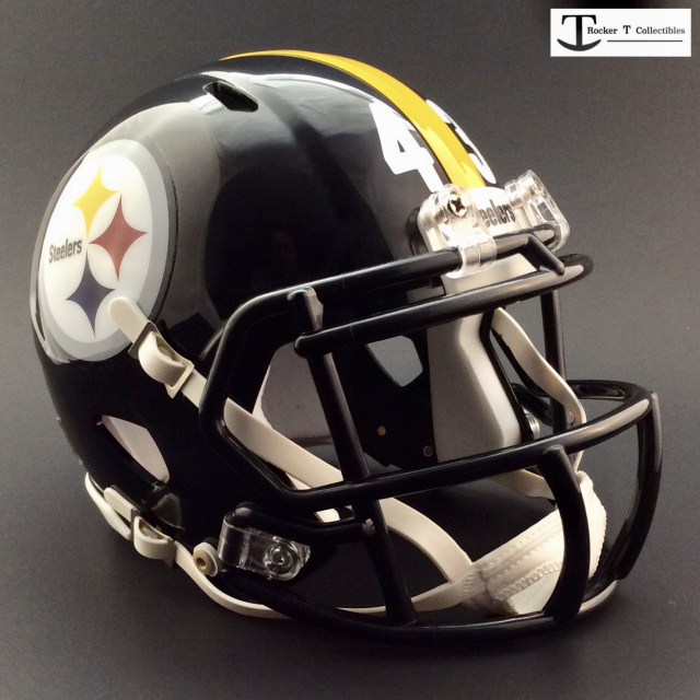 Troy Polamalu Pittsburgh Steelers Replica