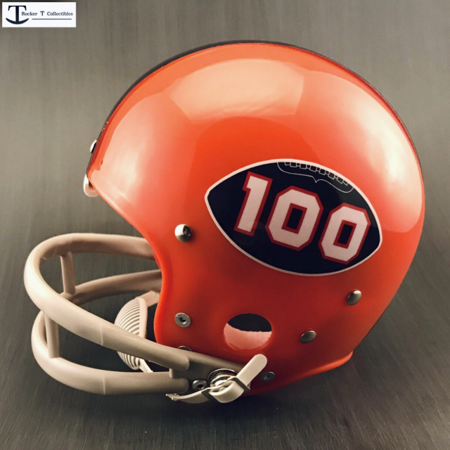 1969 Syracuse Orangemen 2-Bar Throwback