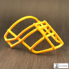 Throwback USFL JOP Metal Mini Helmet Facemask