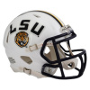 Riddell LSU Tigers White Revo Speed Mini Helmet