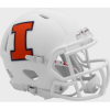 Riddell Illinois Fighting Illini Speed Mini Helmet