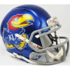 Riddell Kansas Jayhawks Speed Mini Helmet