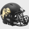 Riddell Colorado Buffaloes 2019 Chrome Buffalo Speed Mini Helmet