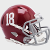 Riddell Alabama Crimson Tide #17 Revo Speed Mini Helmet